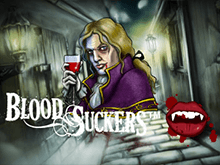 В автоматах Вулкана Blood Suckers без СМС