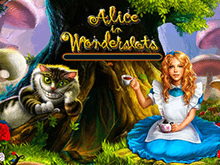 Alice In Wonderland от Playson: играть онлайн
